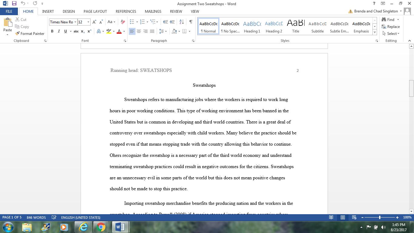 Publishing psychology dissertation