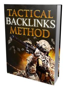 ebook tactical backlinks method