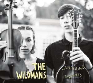 "cd-302 the wildmans ""wandering thoughts"""