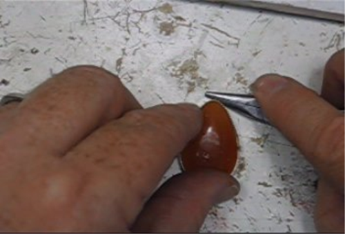 Third Additional product image for - Perfect Bezels for Cabochons taught by Don Norris, Silversmithing for jewelry making.