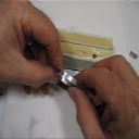 Fancy Bezels, how to make your own taught by Don Norris, Silversmithing for jewelry making. | Crafting | Jewelry