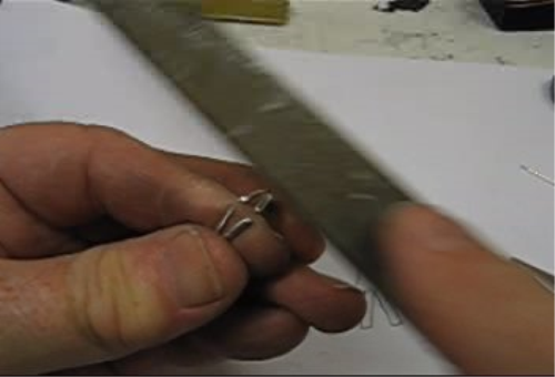 Third Additional product image for - Ring Bands taught by Don Norris, Silversmithing for jewelry making.