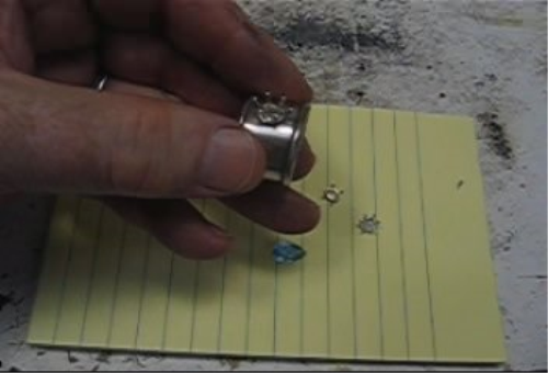 First Additional product image for - Snap Tight Heads, Bezel Caps and Prong Sets taught by Don Norris, Silversmithing for jewelry making.