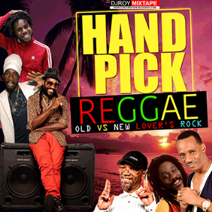 dj roy hand pick reggae lovers rock mix