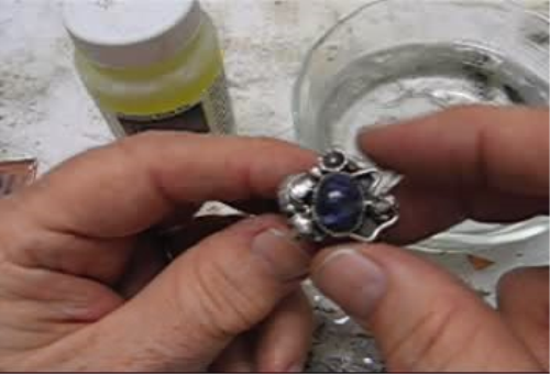 Third Additional product image for - Understanding Chemicals used in Silversmtihing taught by Don Norris Silversmithing for Jewelry Making.