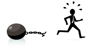 get up, get over it...and get going/breaking free from the slave mentality