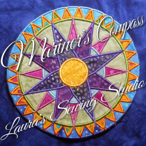 Mariner's Compass EMD | Crafting | Embroidery