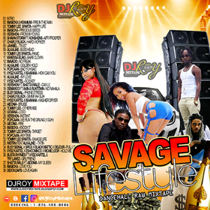 dj roy savage lifestyle dancehall mix 2017
