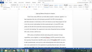 tech and tools - assignment - week 3 (applying diffusion principles for adoption)
