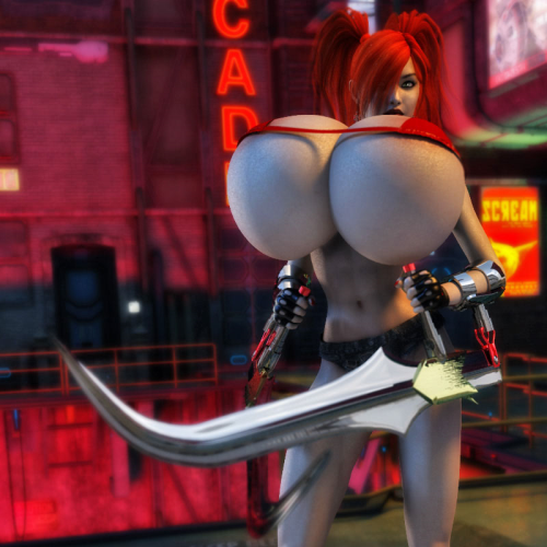First Additional product image for - Pinup Pack 51: BloodRayne