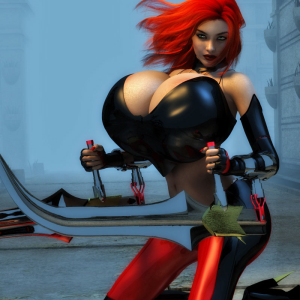 pinup pack 51: bloodrayne