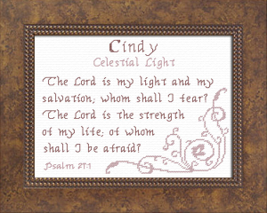 name blessings - cindy 3