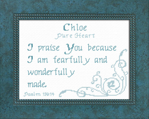 name blessings - chloe 4