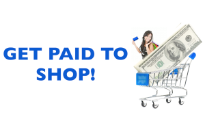 paid to shop online
