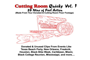 [sd] Cutting Room Quicky - Volume 1 | Other Files | Photography and Images