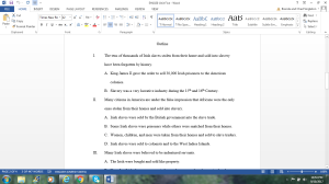 EH1020 Week Five | Documents and Forms | Research Papers