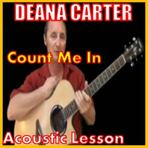 learn to play count me in by deana carter