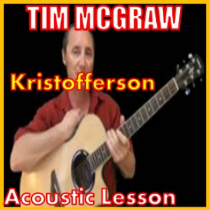 learn to play kristofferson by tim mcgraw