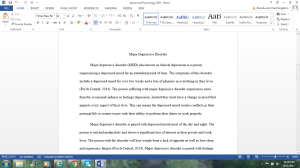 Abnormal Psychology Discussion week Three | Documents and Forms | Research Papers