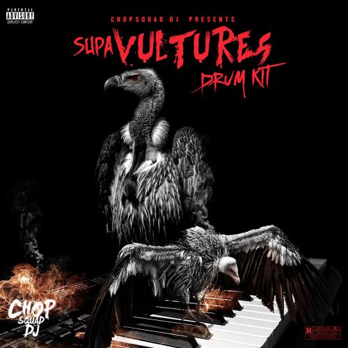 First Additional product image for - Chospquad DJ Presents SupaVultures Dum Kit
