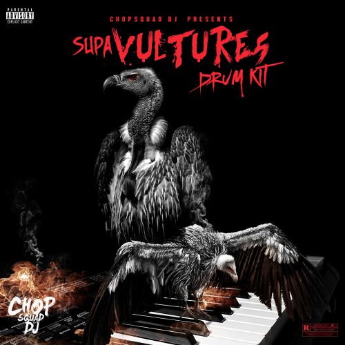 Second Additional product image for - Chospquad DJ Presents SupaVultures Dum Kit