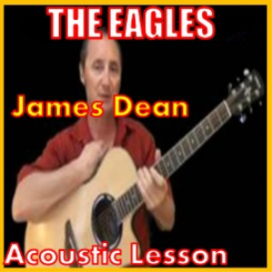 Learn to play James Dean by The Eagles | Crafting | Cross-Stitch | Wall Hangings