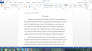 Heads-up! Looking Ahead to Paper Two – Due Week Four | Documents and Forms | Research Papers