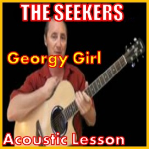 learn to play georgy girl by the seekers