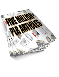 5 million plr articles, read, share, resell
