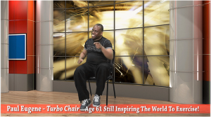 Turbo Chair Seated Workout 2 | Movies and Videos | Fitness