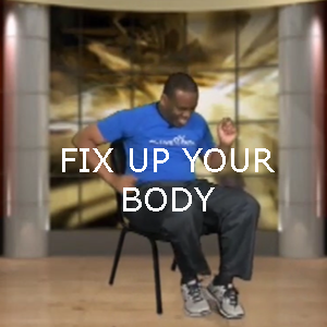 Chair Fix Up Your Body | Movies and Videos | Fitness