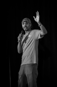 jerry clark interview w/demetrius brown