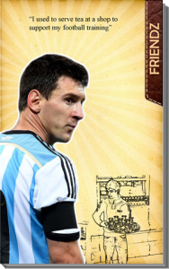Messi motivation | Photos and Images | Digital Art