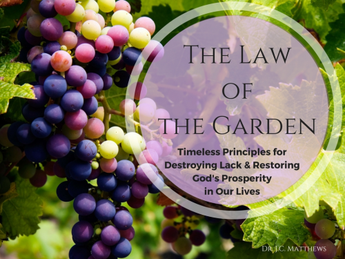 First Additional product image for - The Law of the Garden Pt1a