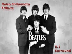 Reizo Shibamoto Tribute 5.1 Surround   Music   Classical