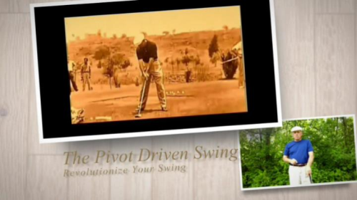First Additional product image for - The Pivot Driven Swing - Ben Hogan's Triple Crown Swing