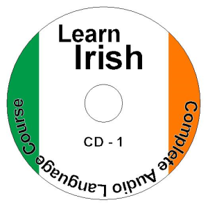 learn how to speak irish gaelic language course tutorial full mp3 audio book - pdf included - 16 cd pack