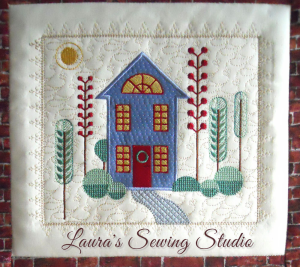 Welcome Quilt Banner EMD   Crafting   Embroidery