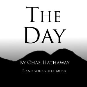 the day sheet music