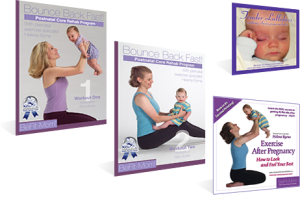 Postnatal SuperSaver Package - Standard | Movies and Videos | Fitness