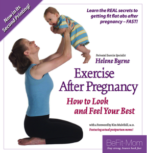 exercise after pregnancy: how to look and feel your best