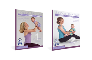 postnatal core rehab workout package - standard