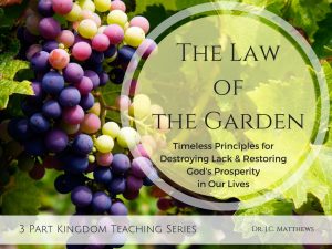 the law of the garden series