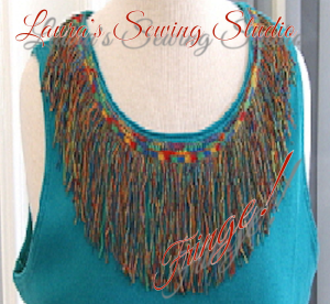 Laura's Fringe Collection VP3 | Crafting | Embroidery