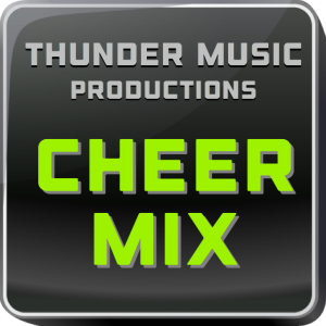 """hot hits"" cheer mix (2:00)"
