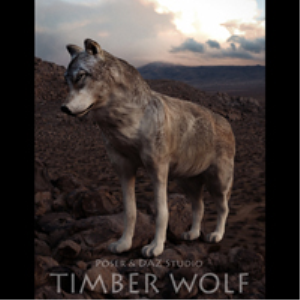 Timber Wolf for Poser and DAZ Studio | Software | Design