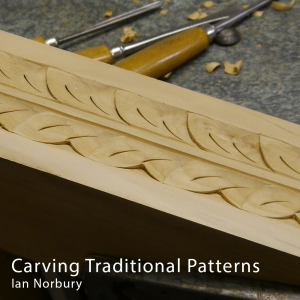 carving traditional patterns