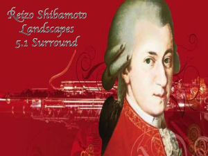 Reizo Shibamoto Landscapes 5.1 Surround | Music | Classical
