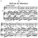 Helft mir ihr Schwestern, Op.42 No.5, High Voice in B-Flat Major, R. Schumann (Frauenliebe und Leben), C.F. Peters | eBooks | Sheet Music