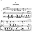 intermezzo Op.39 No.2, High Voice in in G Major, R. Schumann (Liederkreis), C.F. Peters | eBooks | Sheet Music